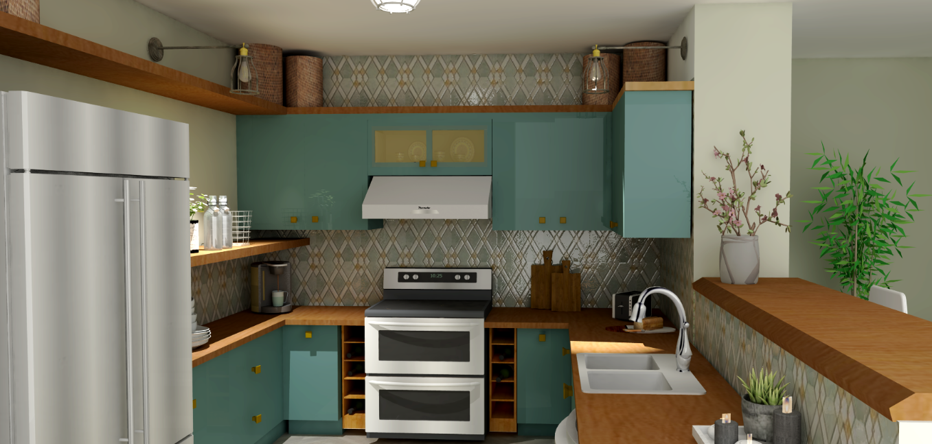 condo kitchen remodel png.